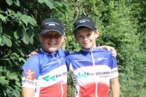 Gode venner, Alexander Kretzmann og Mads Fenneberg.