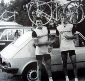 1980 Lars-Bo Marcussen Sydjysk Mester i junior-klassen og Henrik Olesen nr. 3 i samme klasse.