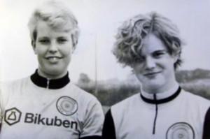 Grete Møller og Merete Andersen.