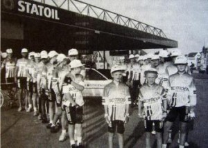 SCK's ryttere anno 1992